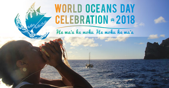 2nd Annual World Oceans Day