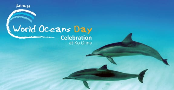 4th Annual World Oceans Day