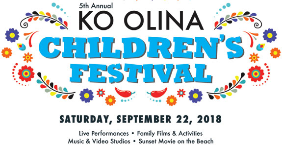 5th Annual Ko Olina Children's Festival
