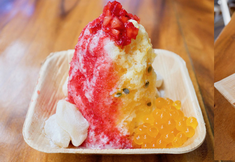 The Best Honolulu Shave Ice You've Probably Never Tried