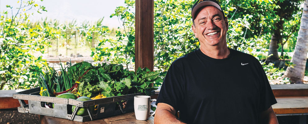 How Master Chef Peter Merriman is Bringing Farm-To-Table to the Masses