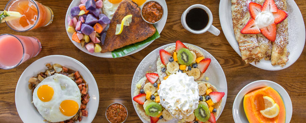 Eggs 'n Things Adds Dinner Menu, New Items