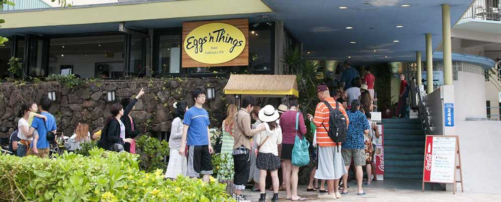 Eggs 'N Things Heads West for Fourth Oahu Restaurant