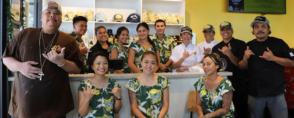 Our Ko Olina location has Hatched!