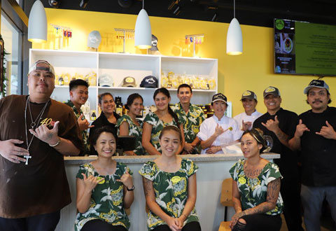 Eggs 'n Things - Our Ko Olina location has Hatched!