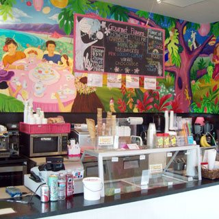Two Scoops Ice Cream Parlor